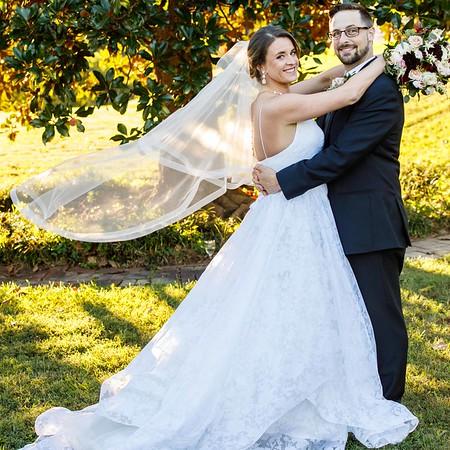 Amanda and Corey's wedding
