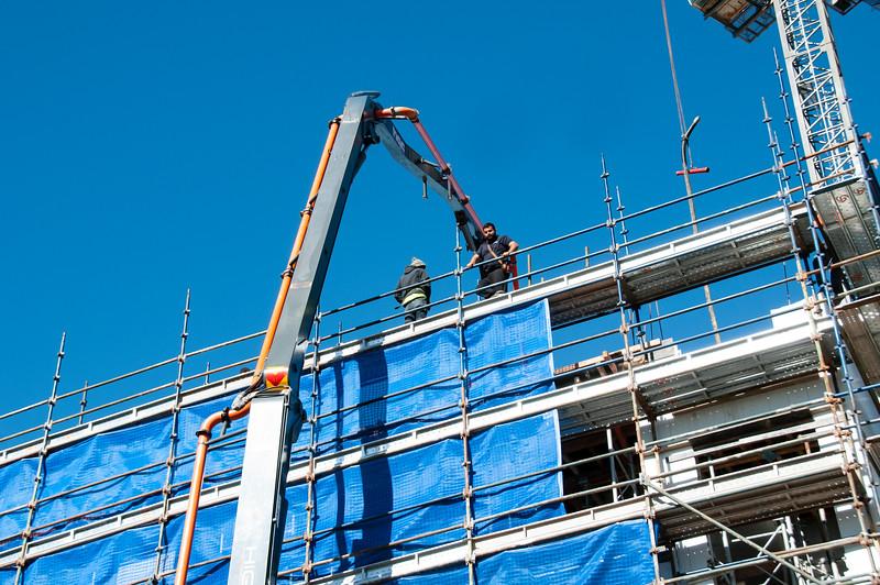 Building progress 103. 47 Beane St. Gosford. July 2018.