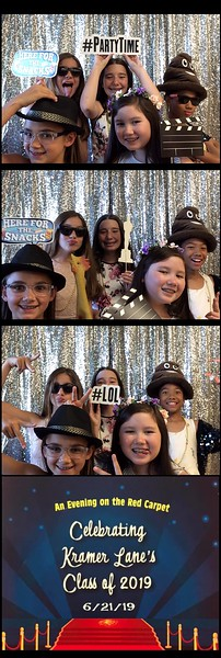 Kramer Lane's 5th Grade Dance Photo Booth