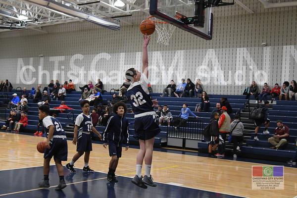 02/12/18 NMS  Boys Basketball
