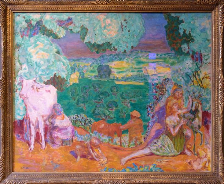 Pierre Bonnard, La Symphonie pastorale (1960–20)