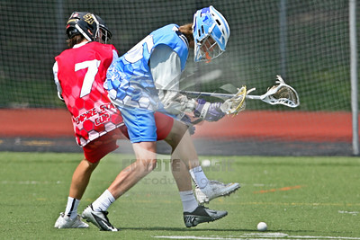 8/2/2014 - Boys High School Division - Semifinal Playoff - Long Island vs. Central - Henninger High School, Syracuse, NY