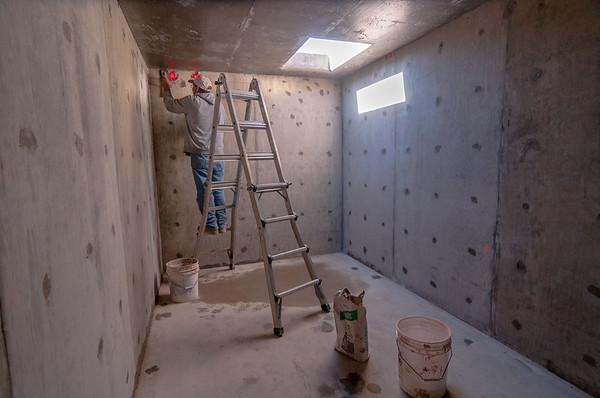 Concrete Cistern and Rainwater Harvesting