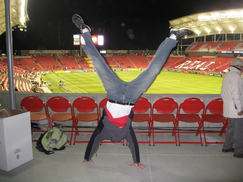 Andres Calderon - Rio Tinto Stadium - Salt Lake City, Utah