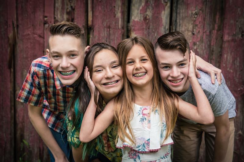 Bennett Family 2019