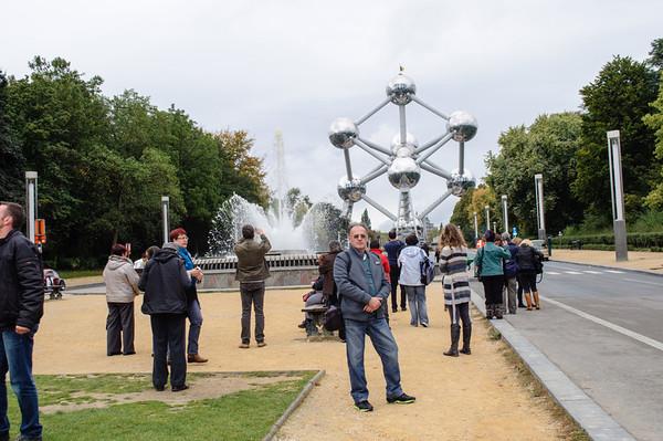 Brussel, 2012