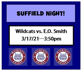 2021_03_17 Wildcats vs EO Smith Tolland