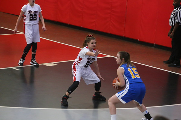 2020-12-08 Calvary Girls' Basketball