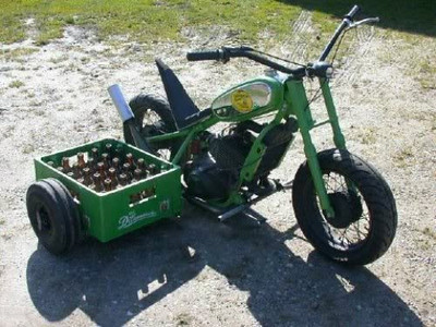 Utylity sidecars