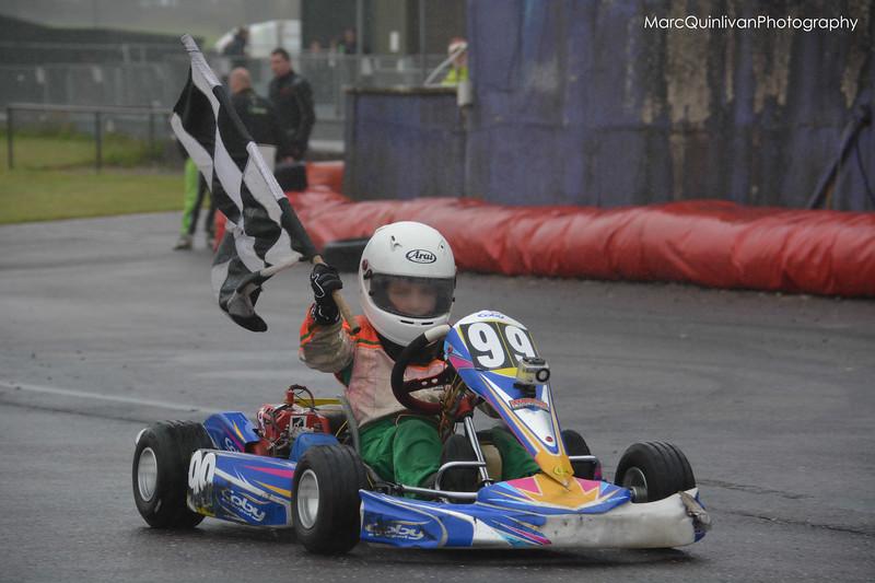 Motorsport Ireland - Round 7 2013 - Cork - Alyx Coby