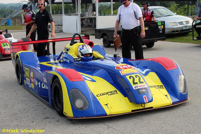L2 Brian Alder, BAR1 Motorsports