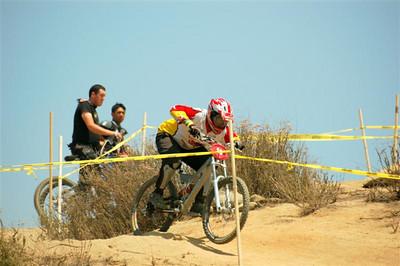 Timed Trails - Heat  2 - Sport Men Classes (M-R)