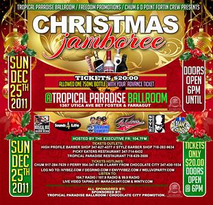 12/25/11  ( Christmas Jamboree ) Bring your bottle & come