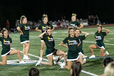 2021-09-10 Varsity Football - Game 3 (Dance & Cheerleaders)
