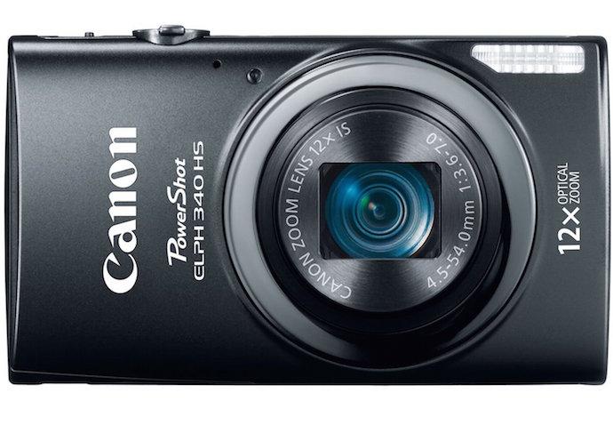 Canon PowerShot ELPH 340 HS 16MP