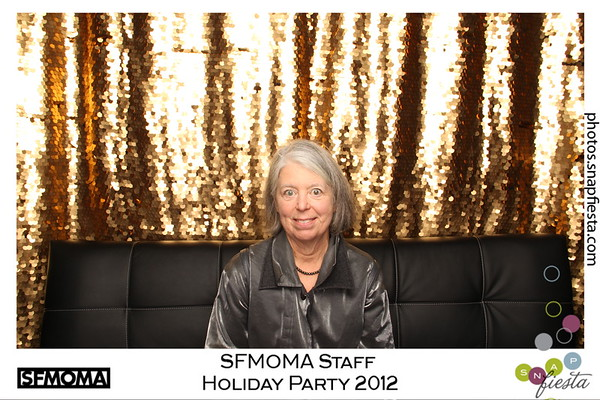 SFMOMA Holiday Party @ Temple 12.11.12