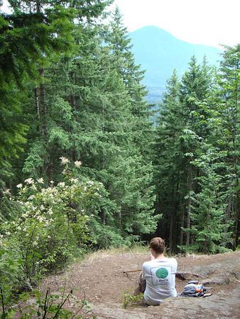 Mt. Si Hike July 15 2007