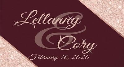 LELLANNY & CORY WEDDING