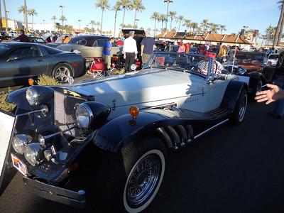 Scottsdale Pavilions Saturday Night Cruise, February 5, 2012