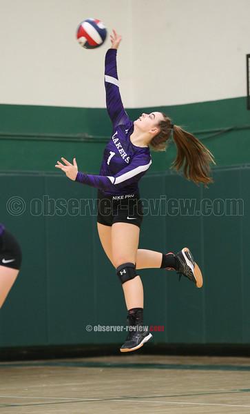Hammondsport Volleyball 10-27-18