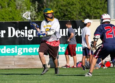 BBA Boys JV Lacrosse vs MAU photos by Gary Baker