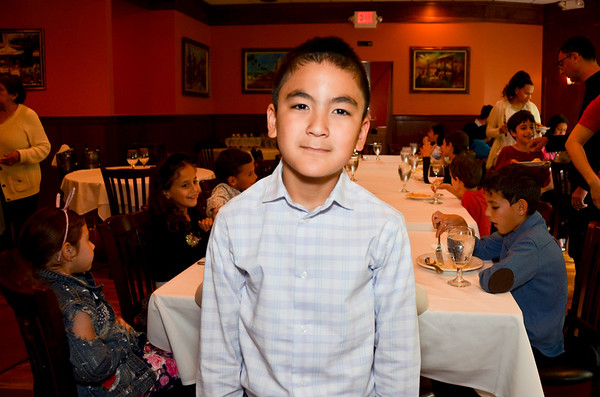 Daniel's reception