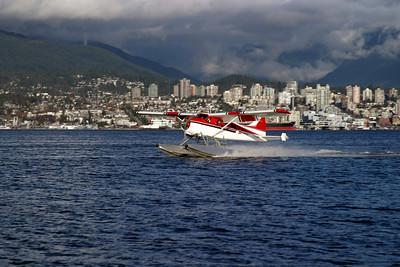 Vancouver's Float Planes