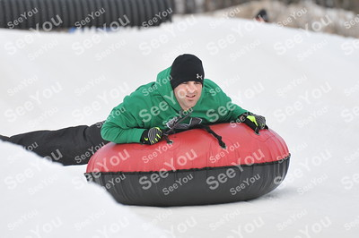 Snow Tubing 2-23-13 1pm-3pm Session