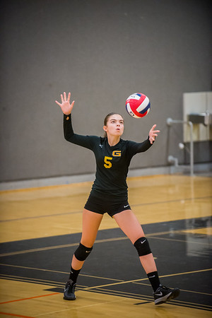 161011 GHS JV Volleyball Vs Amador Valley
