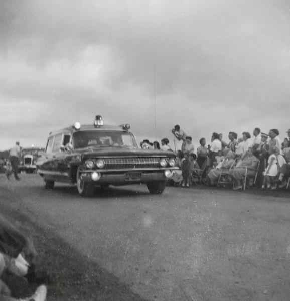 Damascus, MD Parade July 6, 1961
