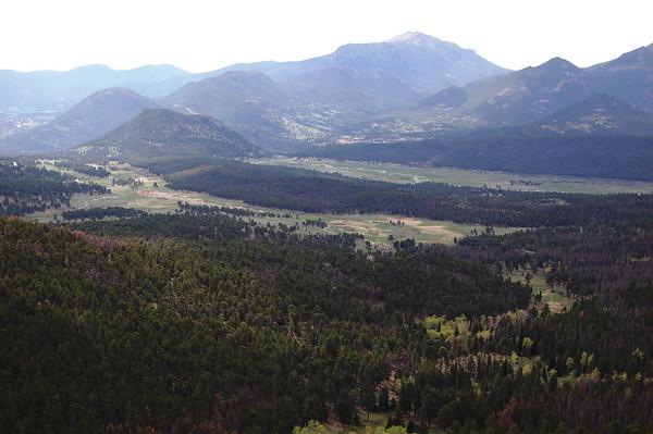 Trail Ridge Road - RMNP