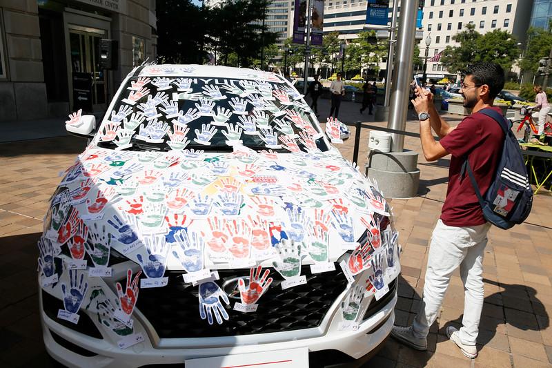 The Hyundai Hope on Wheels Washington DC Pop-Up