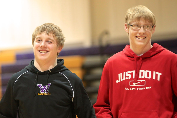 Boys BB State Tournament vs Bismarck High, March 15, 2014