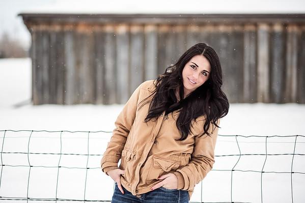 Morgan Snow Senior