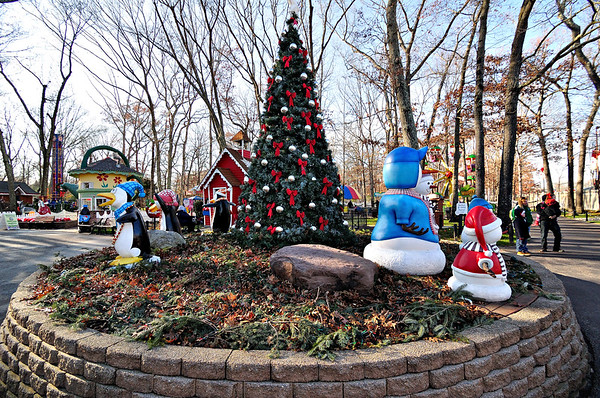 A Christmas Storybook Land
