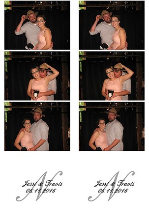 Jessi & Travis Nesbitt Photo Booth 06/11/2016