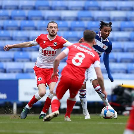 13/02/21 Reading v Millwall