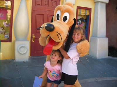 DisneyLand 2006 Family
