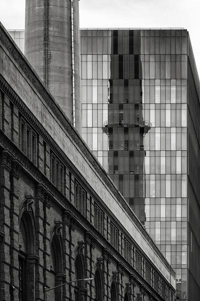 IRT Powerhouse reflection