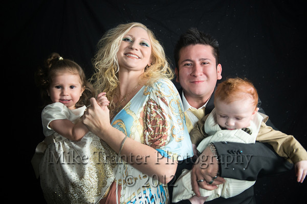 Martinez Family 2012 Portrait