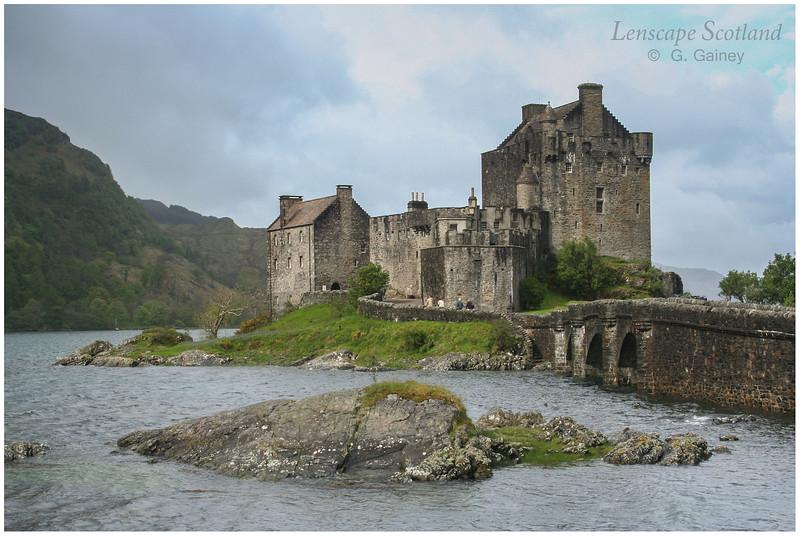 Eilean Donan Castle, Dornie, Lochalsh (1)