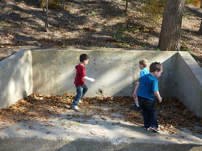 2012 - 11 - National Zoo with Bastian