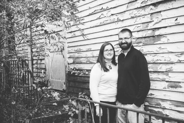 Mandy and Jason: Fall Mini Session