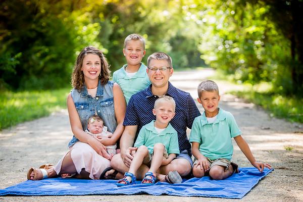 Geldart Family