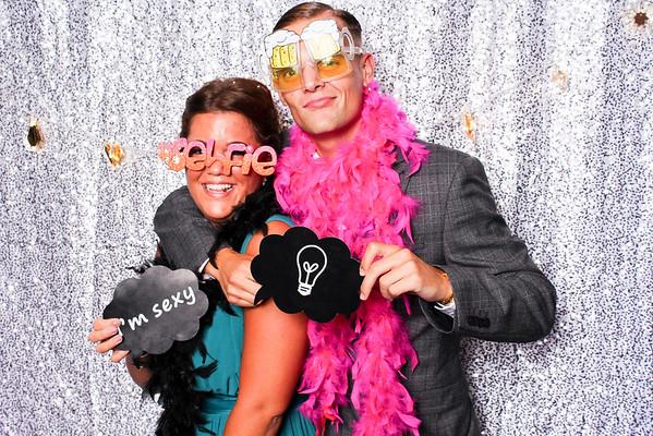 Linzi and Andrews wedding