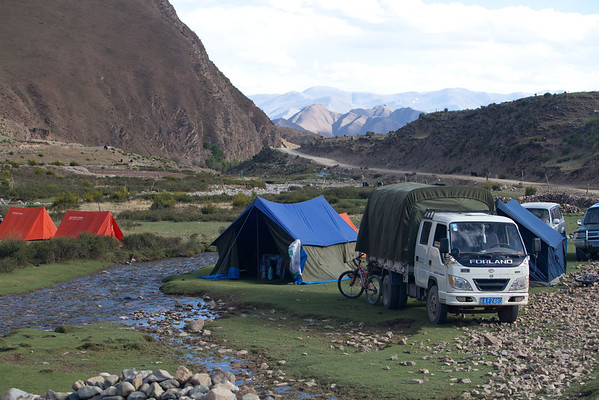 Day 6 - Ride to Pendo Valley