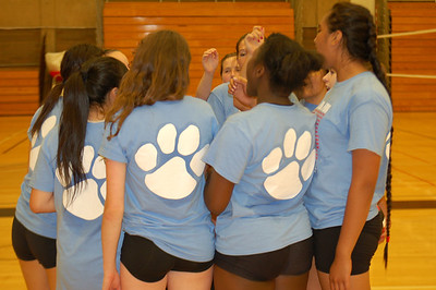 2012 Volleyball Camp & Clinic
