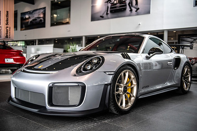 Fred Porsche GT2RS Delivery