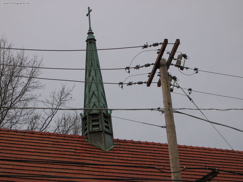 bleak steeple