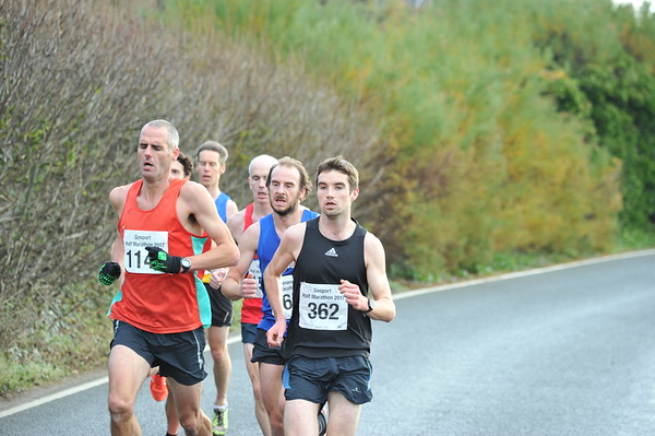 Gosport Half - South Hants Club Runners Only - 19/11/17
